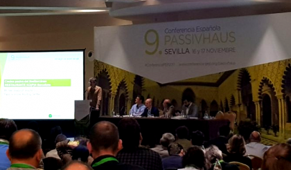 Novena conferencia española passivhaus